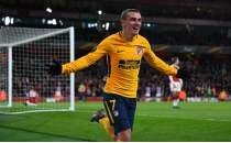 Arsenal'i yıkan Griezmann'dan zafer sözleri