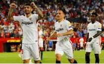 Sevilla, UEFA Avrupa Ligi'ne şovla başladı!