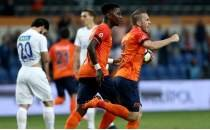 Başakşehir sezonu galibiyetle kapattı, 3. oldu