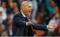Zinedine Zidane: 'Üç büyük takımı eledik'
