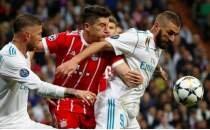 Şampiyonlar Ligi'nde ilk finalist Real Madrid!