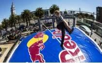 Red Bull sporcusu Mason'dan sıra dışı gösteri