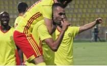 Malatyasporlu Boutaib performansı ile göz doldurdu