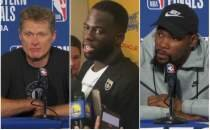 Warriors ekibinin yenilgi sonrası açıklamaları!