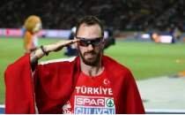 Ramil Guliyev'in gözü 4x100'de