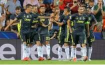 Ronaldo ilk kez atıldı, Juve deplasmanda kazandı!
