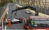 Formula 1'e Türk kamyonu damga vurdu!