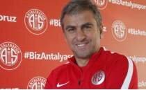 Antalyaspor sözcüsü Arıcı Hamzaoğlu müjdesini verdi