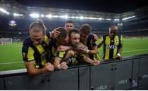 Fenerbahçe, Valbuena ile Anderlecht'i saf dışı bıraktı!