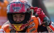 Moto GP İspanya Prix'sinde kazanan belli oldu
