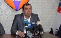 Karabükspor Başkanı Aytekin'den taraftara destek mesajı