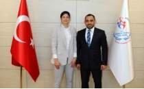 Milli tekvandocu Nur Tatar geri döndü