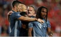 Bayern Münih, Portekiz'de rahat güldü! Benfica...