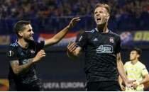 Zagreb'in son golünü atan Olmo; 'Daha çok atardık'