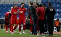 Trabzonspor, kupaya çeyrek finalde veda etti!