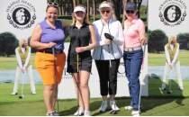 Sebahat Özaltın Ladies Turnuvası'nda sonuçlar