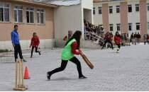 Vanlı Büşra'nın krikette milli takım gururu