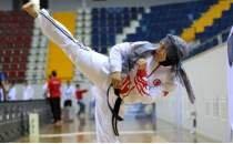 İşitme engelli Selvar'ın hedefi 3. olimpiyat şampiyonluğu