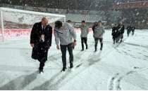 Ertelenen Boluspor-Galatasaray maçına yeni formül