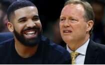 Budenholzer'dan Drake'e tepki!: 'Drake'in sahada işi yok'