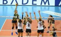 Olaylı karşılaşmanın galibi Fenerbahçe Opet