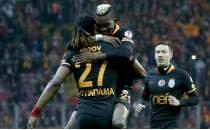 Galatasaray, yarı final için avantajı yakaladı