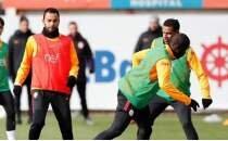 Galatasaray'ın Boluspor maçı kadrosu