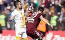 Galatasaray, Hatay'da 'ACI' çeke çeke yarı finalde!